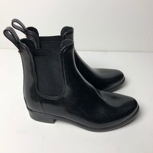 SAM EDELMAN Tinsley Rain Booties Ankle Boots